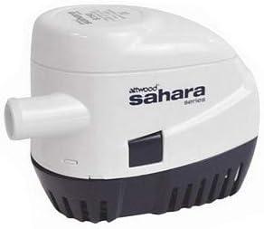 New Attwood Sahara-Series Automatic Bilge Pump