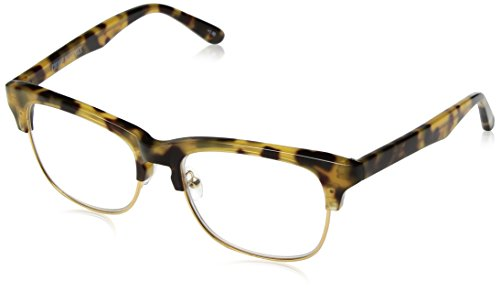 - Corinne McCormack Women's Fanni Rimless Reading Glasses, Tokyo Tort, 1.5