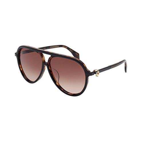 Alexander McQueen AM0020SA Plastic - Mcqueen Alexander Sunglasses