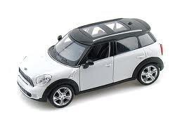Mini Cooper S Countryman 1/36 White