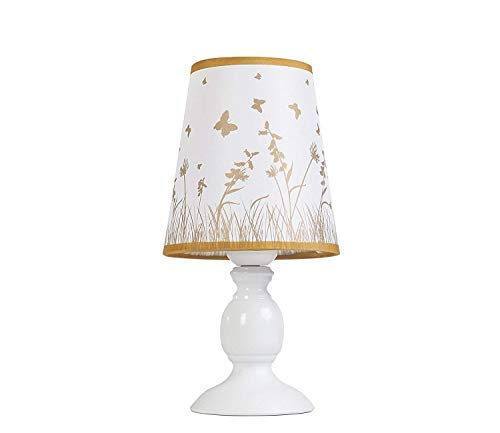 JiFengCheng Table Lamps Bedroom Bedside Lamp Small Table Lamp E27 Desk Lamp  Reading Bed Light Contemporary for Table Home Decor Lights Book Lamps ...