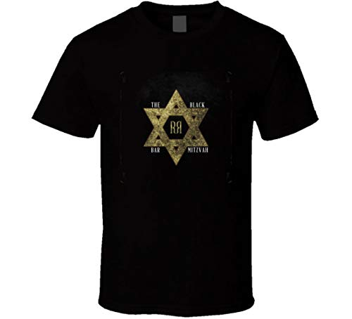 Rick Ross Black Bar Mitzvah Rap Mixtape T Shirt