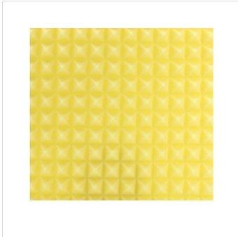EsportsMJJ 30X30X5Cm Acústico Insonorización Sonido Fonoabsorbente Espuma Azulejos - Amarillo: Amazon.es: Industria, empresas y ciencia