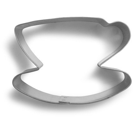 Ann Clark Teacup and Saucer Cookie Cutter 1492, 3
