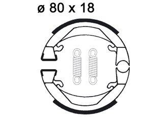 MACHOIRE DE FREINS ARRIERE AP RACING PEUGEOT 103 VOGUE S (SANS VARIATEUR) 50 1985-1990 NC
