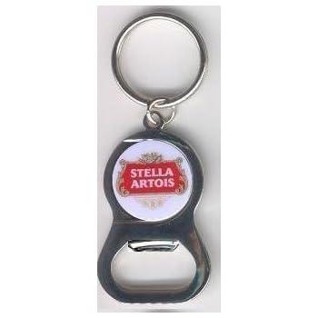 Amazon.com: Stella Artois Professional Series Steel Key Ring ...