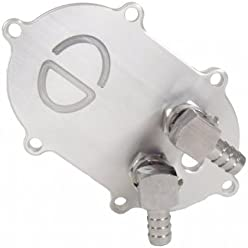 CORSE DYNAMICS Quick Release Fuel Pump Base: Ducati 848, 1098, 1198, Streetfighter