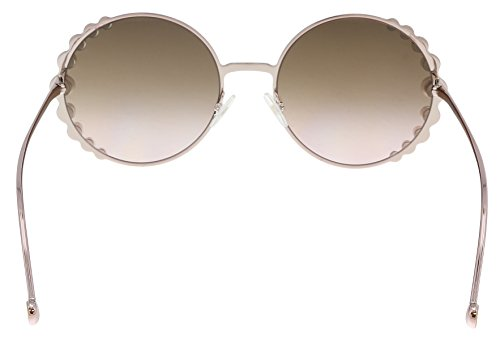 366caaa2cdf Fendi Women s Round Pearl Frame Sunglasses