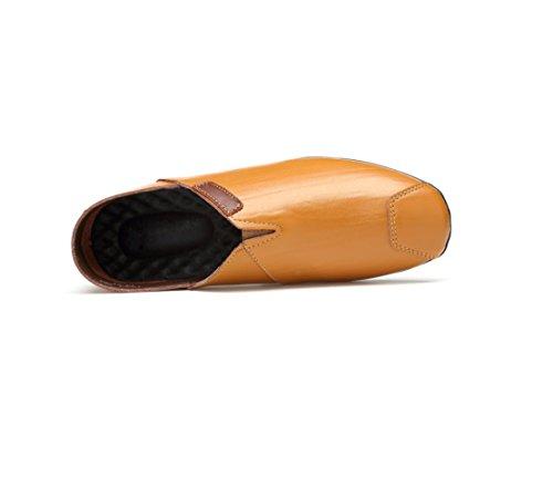 Lavoro da Pigri Casual Scarpe da Pisello Primavera da da Uomo Bambino Scarpe Yellow zmlsc Estate Inverno Autunno Scarpe Scarpe Scarpe A4Yfq4S