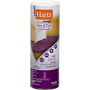 Hartz Flea Powder Ingredients For Cats