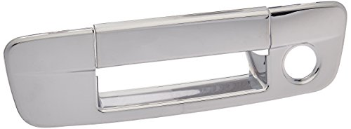 Dodge Ram Putco Tailgate (Putco 400504 Chrome Trim Tailgate and Rear Handle Cover)