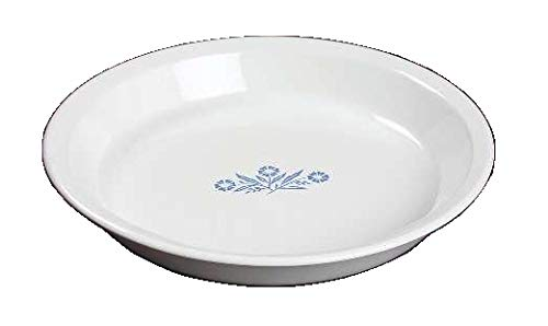 Corning Ware Cornflower Blue Pie Serving Plate ( 9'' Dia ) ( P-309 ) by CorningWare (Image #1)