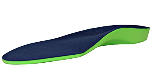 Neon Fix SPORT Premium Grade Orthotic Insole by KidSole. Revolutionary Lightweight Soft & Sturdy Orthotic Technology For Flat Feet and Arch Support ((20 CM) US Kids Shoe Sizes 12-1.5) by KidSole (Image #6)