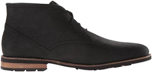 Rockport Ledge Hill 2del hombres Chukka Boot Negro