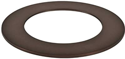 Halo Recessed TRM400TBZ 4-Inch LED Accessory with Slim Ring, Tuscan Bronze