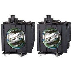 交換用for Panasonic pt-d5500u ( Long Life )ランプ&ハウジング交換用電球   B01EI4YIE2