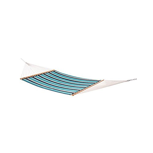 Vivere Sunbrella Quilted Double Hammock, Token Surfside