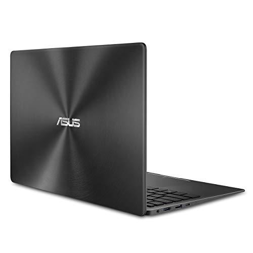 "Asus ZenBook 13 Ultra-Slim Laptop, 13.3"" Full HD Wideview, 8th Gen Intel Core I5-8265U, 8GB LPDDR3, 512GB PCIe SSD, Backlit KB, Fingerprint, Slate Gray, Windows 10, UX331FA-AS51"