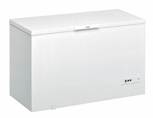 Ignis CO470 EG Independiente Baú l 454L A+ Blanco - Congelador (Baú l, 454 L, 21 kg/24h, SN-T, A+, Blanco) CO470EG