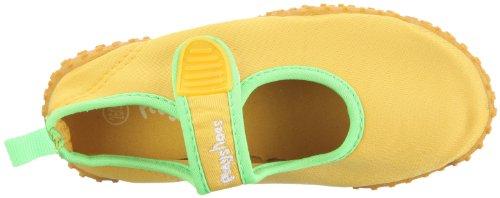 Playshoes Uv con cierre de velcro amarillo - Gelb (gelb 12)