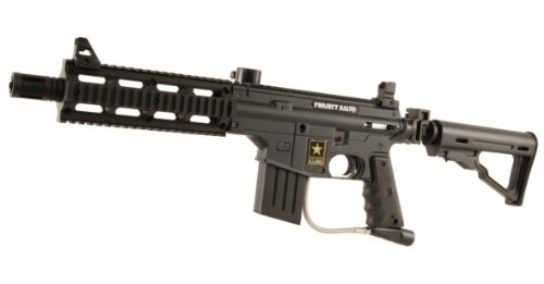 US Army Project Salvo Paintball Marker Gun