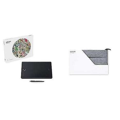 Amazon.com: Wacom Intuos Pro - Tableta de dibujo digital ...