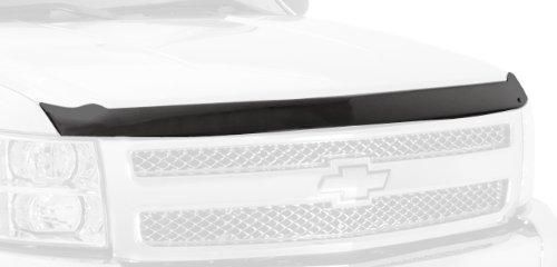 Auto Ventshade 320047 Aeroskin Flush Mount Dark Smoke Hood Protector for 2014-2018 Ford Fiesta