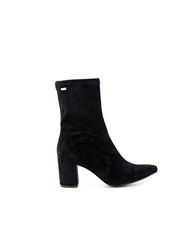 57701 Boots Schwarz Schwarz Velvet MTNG 6qY1x71