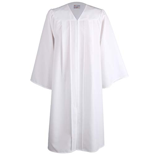 (OSBO GradSeason Unisex Matte Robes for Graduation Gown, Choir Robes, Pulpit Robe and Pastor)