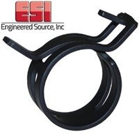 250 Pieces CTB-19 Constant Tension Band Hose Clamp
