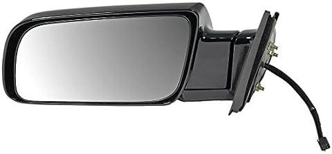 Dorman 955-191 Chevrolet/GMC Power Remote Replacement Driver Side Mirror - Suburban Driver Mirror Glass