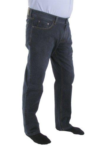 hattric en jean Hardy Blue/Noir délavé -  Bleu - 44 W/34 L