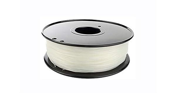 Shi-y-m-3d, Filamento de Nylon 1.75mm 3mm opción 3D Nylon Negro ...
