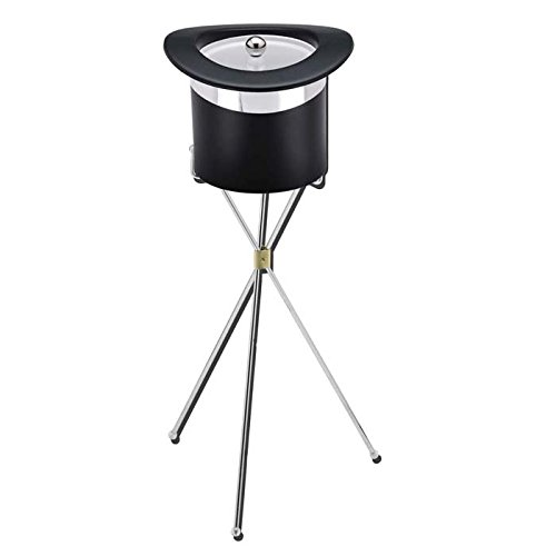 (Top Hat Ice Bucket with Stand)