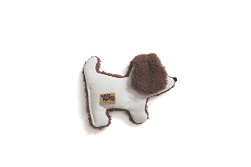Image of Westpaw Design Big Sky Puppy Squeaky Toy for Dogs, Smoke