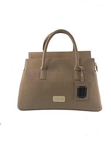 Bebe Woman's Susana Shopper Handbag Tote Satchel (Dual Use Handbag)