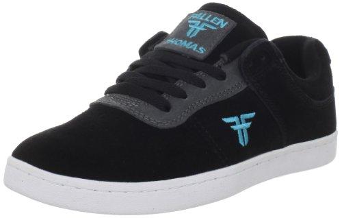 Fallen - Zapatillas de skateboarding para mujer negro negro