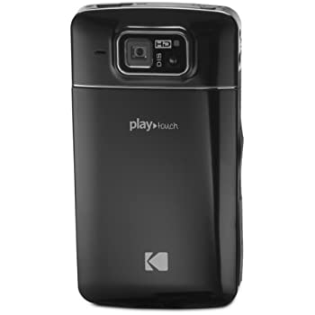 Kodak PlayTouch Video Camera (Black)