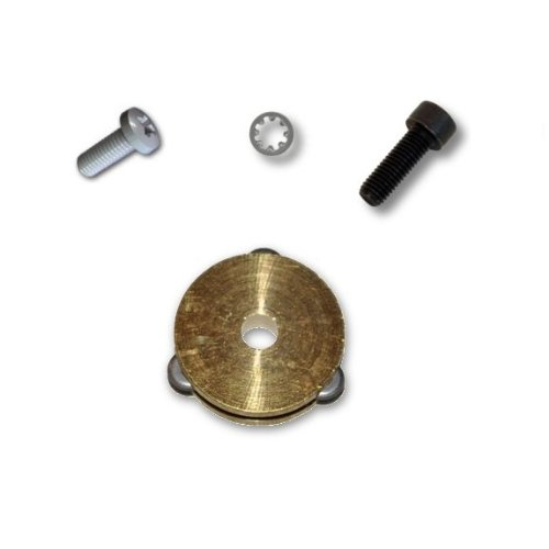 Universal Replacement Cutting Head with Carbide Wheels for Bottle & Lens Cutter Machines