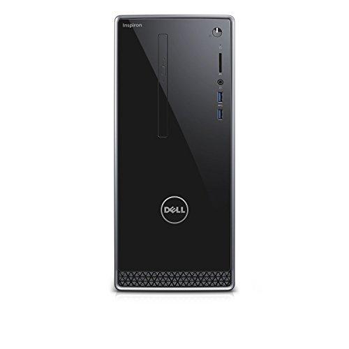 Dell Inspiron 3650 Mini Tower Desktop, Intel Core i3-6100, 6 GB DDR3L, 1 TB HDD, Windows 10 Home (Certified Refurbished)