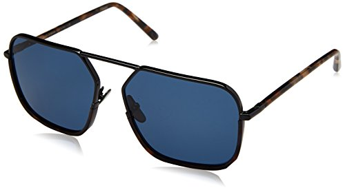 Gafas 0Dg2193J Gabbana amp; Dolce Hombre Black Blue 59 para de Sol Havana pq4tE