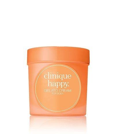 Clinique Happy Gelato Cream for Body (Original) Clinique Happy Body Cream