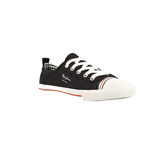 Noir Pepe 40 Jeans 999black Pls30657 Basketss xpp6qBf