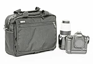 Think Tank Urban Disguise 40, Plain Looking, Fully Functional Briefcase Size Shoulder Bag for Two Pro SLRs & Multiple Lenses up to a 70-200mm f/2.8