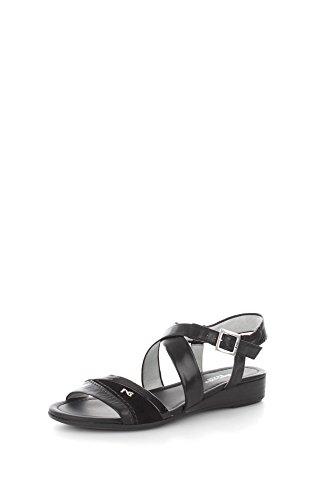 Nero Giardini P615561D Sandales Femme Black 86eY9FA4Bf