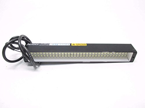 KEYENCE CA-DBW13 132MM WHITE BAR ILLUMINATION 150V-AC LED LIGHTING D511913 from Keyence