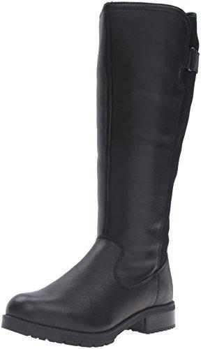 CLARKS Womens Faralyn May Riding Boot Black jyzWmQLZ