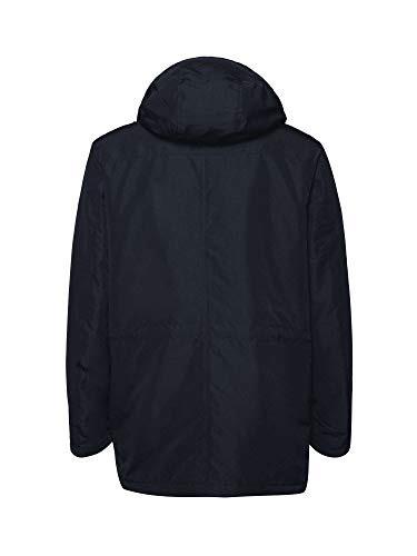 Uomo Geox Cappotto Geox Cappotto Blu 6g0xUpW