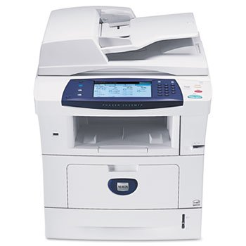 Xerox 3635MFPX - Phaser 3635mfp/x Laser Printer, Print/Copy/Scan/Email/Fax/LAN Fax