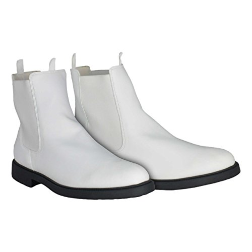 Stormtrooper Costume Replica (Jedi-Robe Men's Stormtrooper Ankle Boots Deluxe - Pro / Trooping Version)